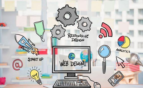 Crear un sitio web para negocio en internet