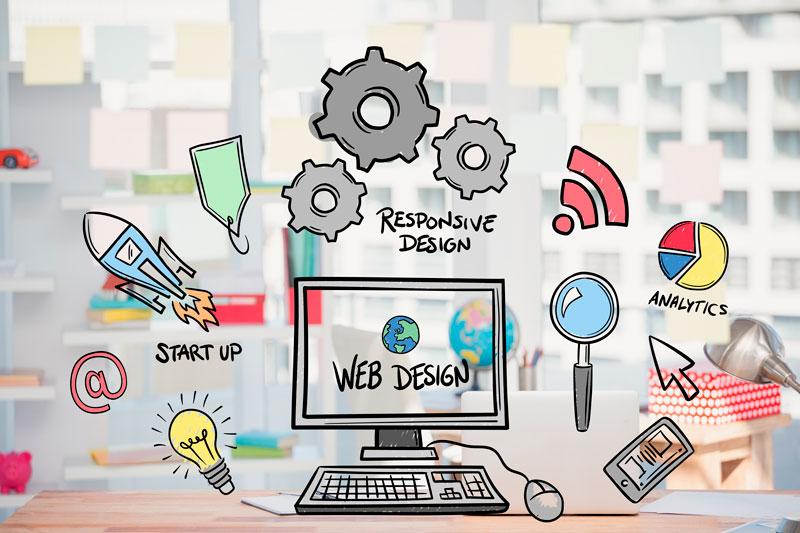 Consejos para crear un sitio web de negocio en internet