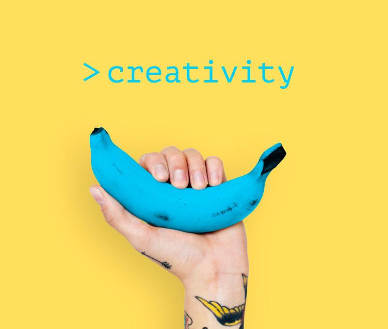 Pensamiento creativo sin límites para el equipo de trabajo