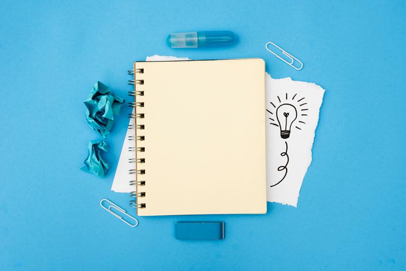 pensamiento creativo trabajando en equipo