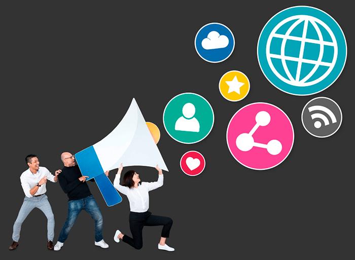 Publicidad digital en redes sociales y Google